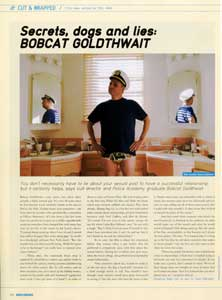 Bobcat Goldthwait Dazed and Confused Tear