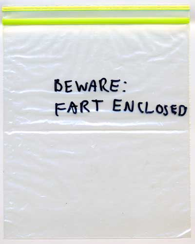 fart in a bag beware marc horowitz