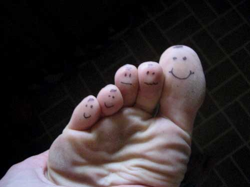 marc horowitz's toe people