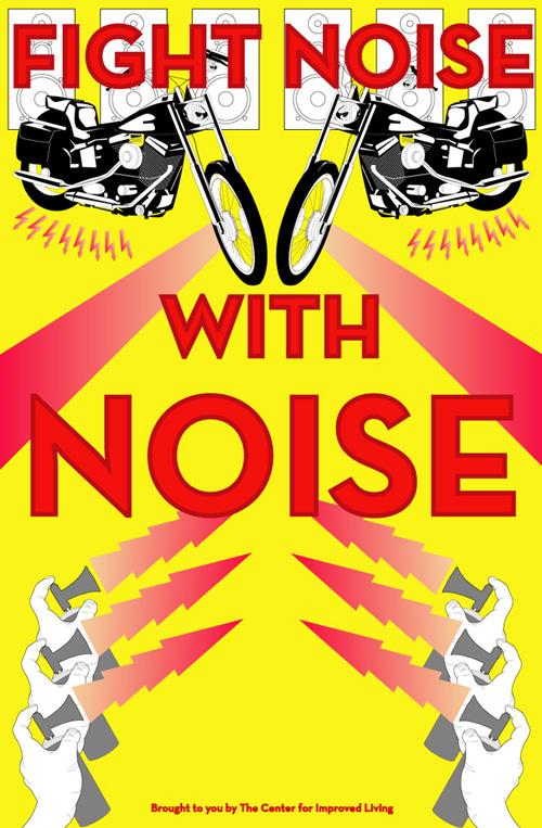 Fight Noise with Noise Marc horowitz